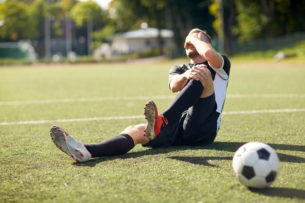 Prevenir las lesiones en el fútbol, una cuestión de equipamiento