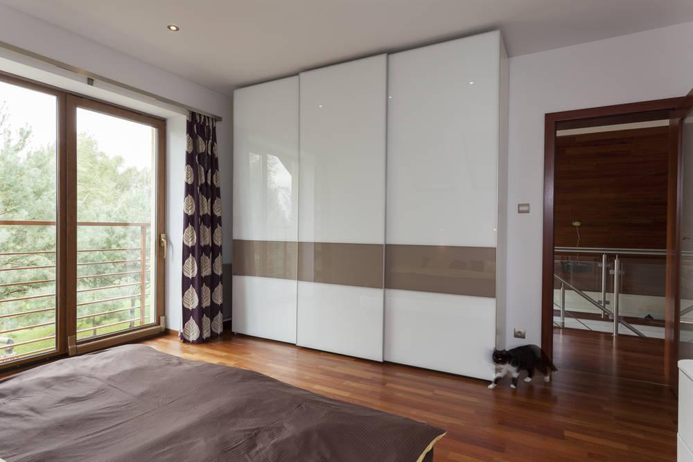 El armario empotrado, un síntoma de calidad de vida