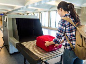 Los viajes de placer pueden incluir revisiones incómodas en el equipaje