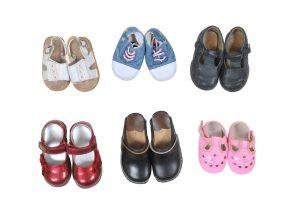 Cómo seleccionar el calzado infantil