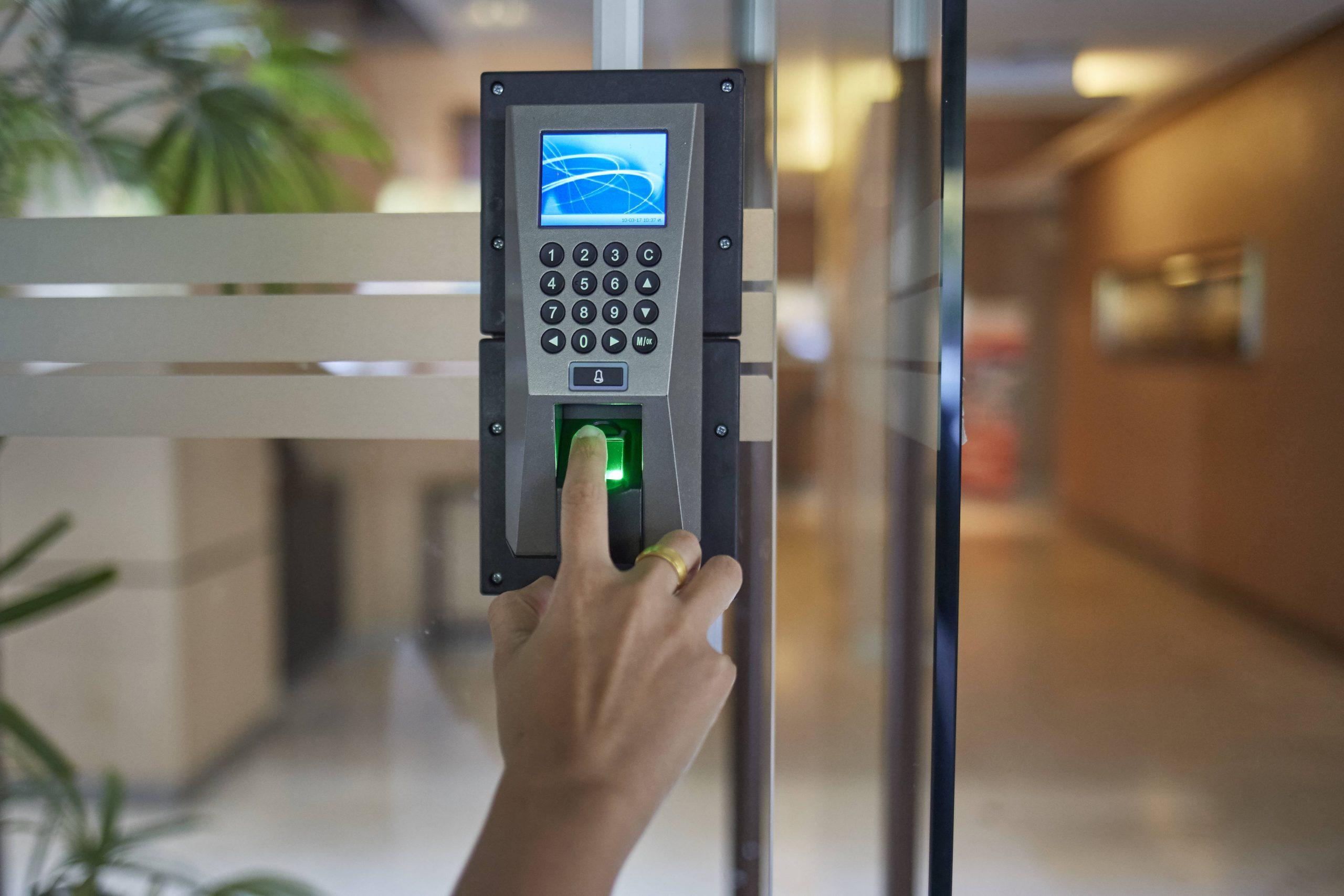 El control de accesos y la tecnología