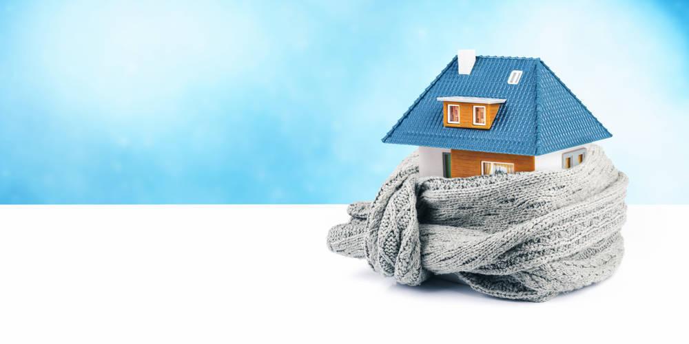 Formas fáciles y económicas de aislar tu casa