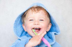 La salud dental, todavía más importante entre los más pequeños