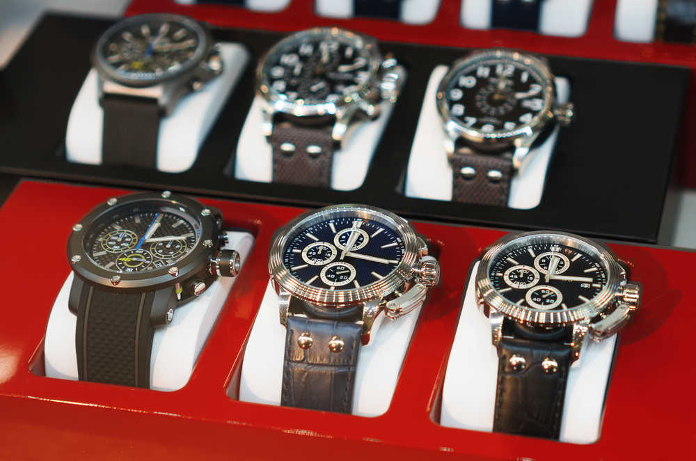 Y se meten con mis relojes…